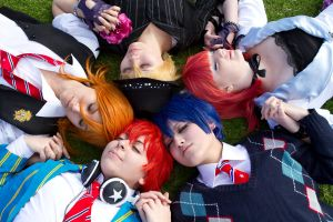UtaPri: Wheel of Colour by Cateography