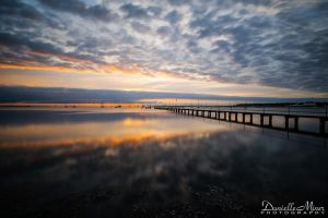 Sunrise over the Bay by daniellepowell82