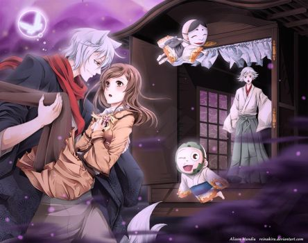 Kamisama Kiss: The Secret of the Night Fog by ReinAkira