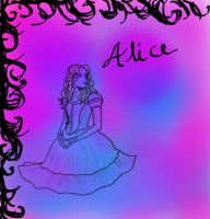 Alice by 007Ashley