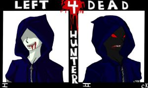 L4d hunter styles by Sikura12