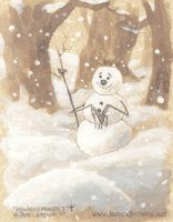 Snowman Friends 3 by yaamas