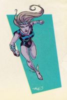 N is for Namora by sdowner