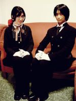 Butlers, At your Service. by wisecraxx