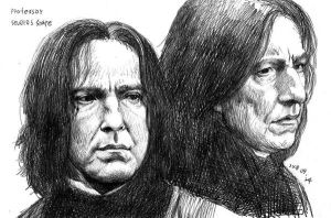 Professor Severus Snape D by user--9984