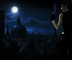 Intruding London - Wallpaper by parazombie
