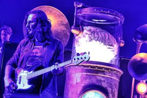 Rush:  Geddy Lee and Brains! by basseca