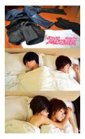 Good morning_sekai ichi hatsukoi by Lilia92x
