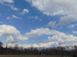 CLOUDS OVER THE PARK by raynichols