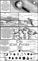 The Lost Ferals Capítulo 01 Page 01 by AnimaP-NetoLins