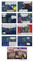 WoW Comic - RPG Anub'arak by Baltarouzz