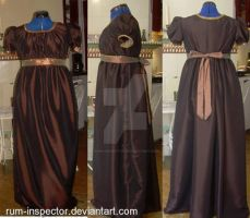 Regency Gown by rum-inspector