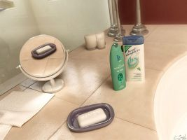 Bathroom Elements by 3Dswed