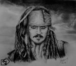 Jack Sparrow by FEIGUR