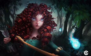 Merida by kai-n