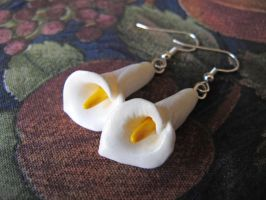Lily Earrings by TokenGinger