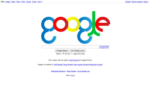 Google Logo by richworks