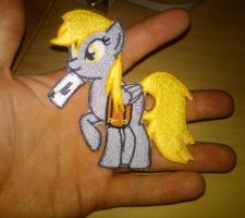 Derpy Hooves Patch Version 1 by EthePony