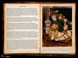 Rust ~ Silence is Golden by CeeAyBee