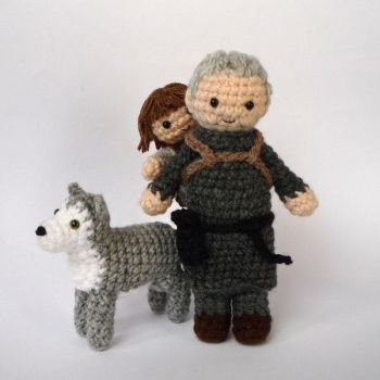 HODOR! by LunasCrafts
