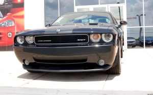 Dodge Challenger : Black 3 by MrDahk