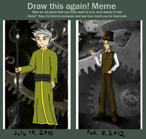 Before and After meme by Warlock0103
