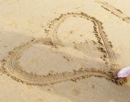 sand's heart by Airha