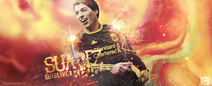 Luis Suarez Liverpool Player by PowerGFX96