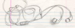 Earbuds by mashaheart