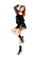 HyunA (4MINUTE) for fast png [render] by Sellscarol