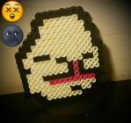 Boo| Perler Art by 2009abc