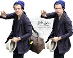 Harry Styles render 003 [.png] by Ithilrin by Ithilrin
