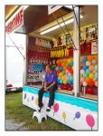 A carny's life. Not all fun and games, with story by harrietsfriend