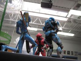 RvB The Avatar Chronicles 3 by InvisibleCorpseGirl