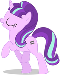 Starlight Glimmer - Marching by CaliAzian