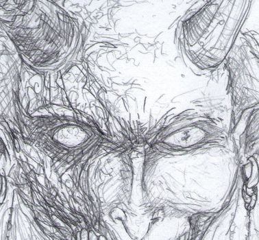 Teaser of a new Drawing by daniel1988lopez
