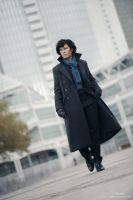 Consulting Detective - Sherlock Holmes by Mi-caw-ber