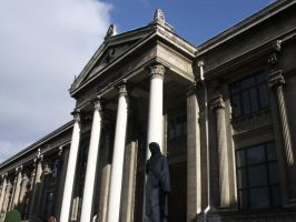 Istanbul Archaeology Museum by angelusmd