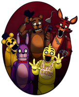 Welcome To Freddy Fazbear's Pizza by PolisBil
