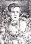 The Eleventh Doctor by FuriarossaAndMimma