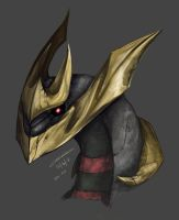 Giratina  by Rametic