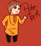 Peter Tork by WolfDemoness101