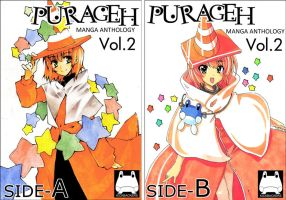 Purageh Manga Anthology Vol2 by Power-J