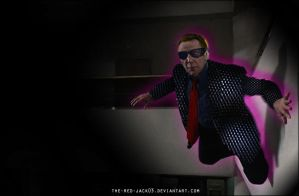 Real life Wesker by The-Red-Jack03