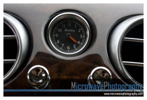 Bentley Dashboard by MicrowaveOven