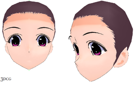 MMD- Witch Face-DOWNLOAD by MMDFakewings18