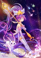 Star Guardian Jannah by Puffyko