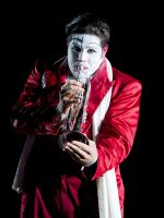 The Clown II by thereisnoband