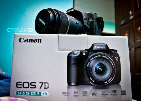 Canon EOS 7D by crystalhaylie