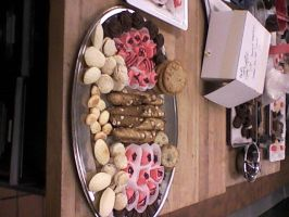 Cookie and Petit Fours Spread by AlyceThePirate